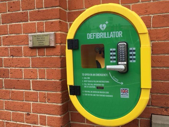 Free Defibrillator Training