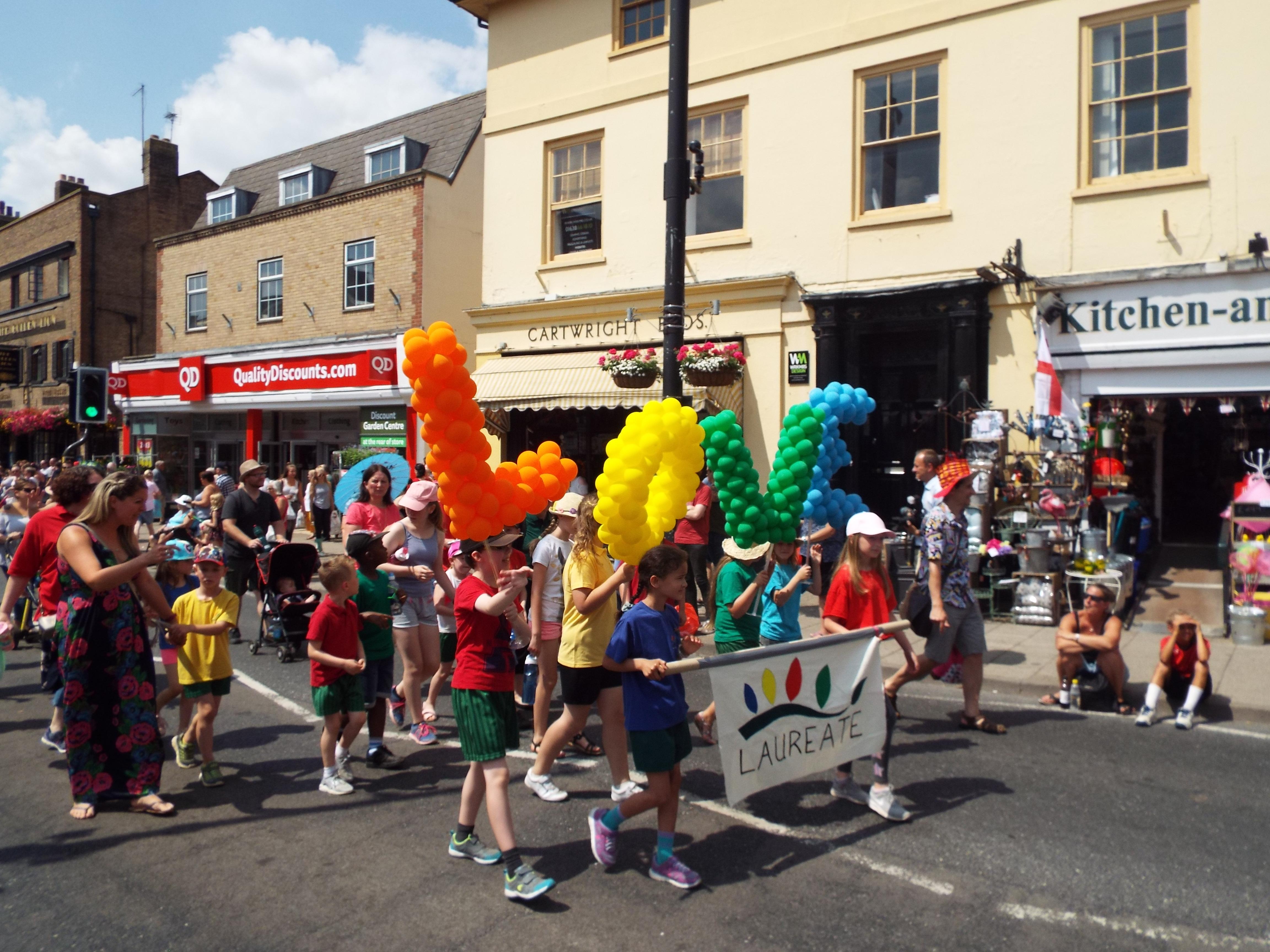 Newmarket Carnival
