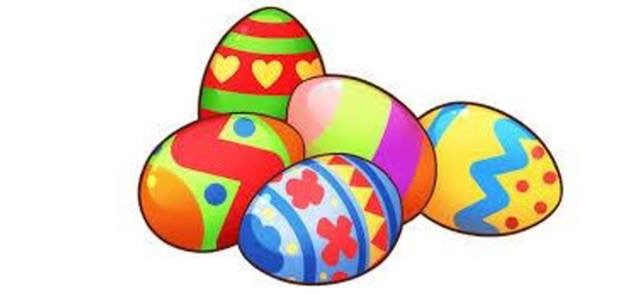 Grand Easter Egg Childrens Drawing Competition